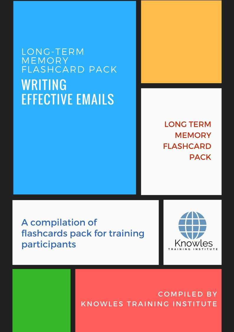 Email Writing Course Singapore